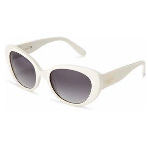 Kate Spade Franca/S Cat Eye ivory Sunglasses